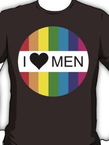 i heart men T-Shirt