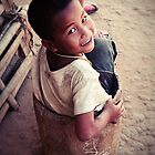 laos boy by Tim Allen