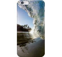 Paia Bay Maui Wave Shot iPhone Case/Skin