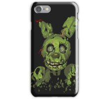 Five Nights at Freddy's 3 iPhone Case/Skin