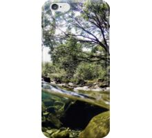 Iao Valley River In Maui iPhone Case/Skin