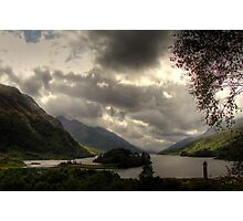 Glenfinnan, Scotland Photographic Print