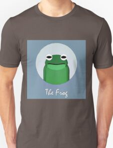 The Frog Cute Portrait Unisex T-Shirt