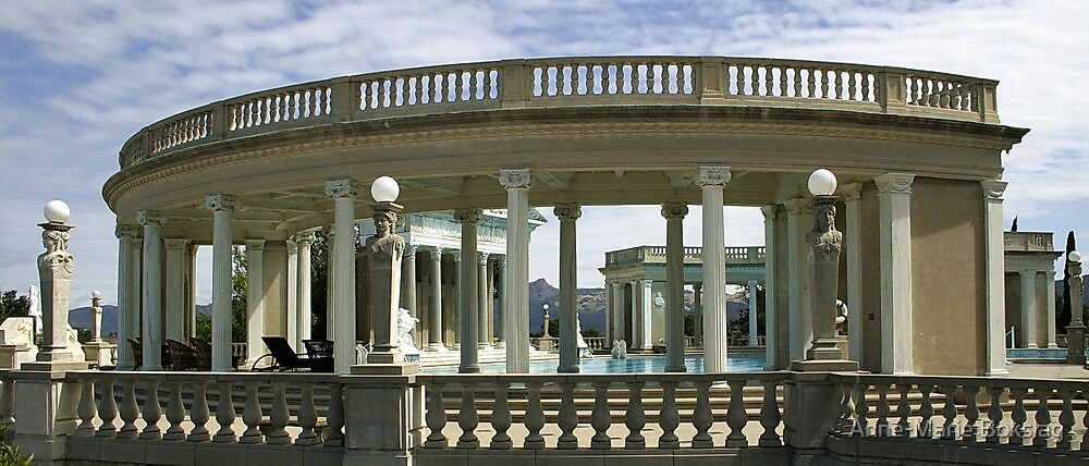 Neptune Pool by Anne-Marie Bokslag