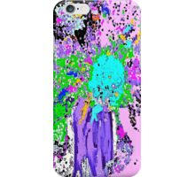 Spring Floral Abstract iPhone Case/Skin