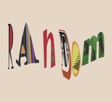 rAnDoM T-Shirt by simpsonvisuals