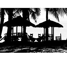 tropical Photographic Print
