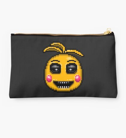 Five Nights at Freddy's 2 - Pixel art - Evil Toy Chica  Studio Pouch