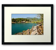 Ko Chang Island in Thailand Framed Print