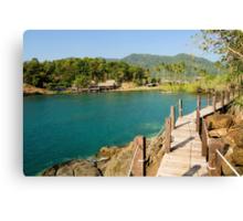 Ko Chang Island in Thailand Canvas Print