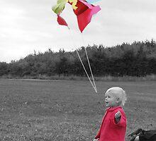Kite colour pop by Ben  Warren