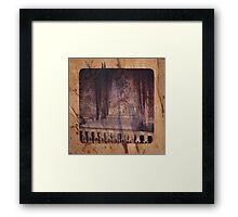 Marie's boudoir Framed Print
