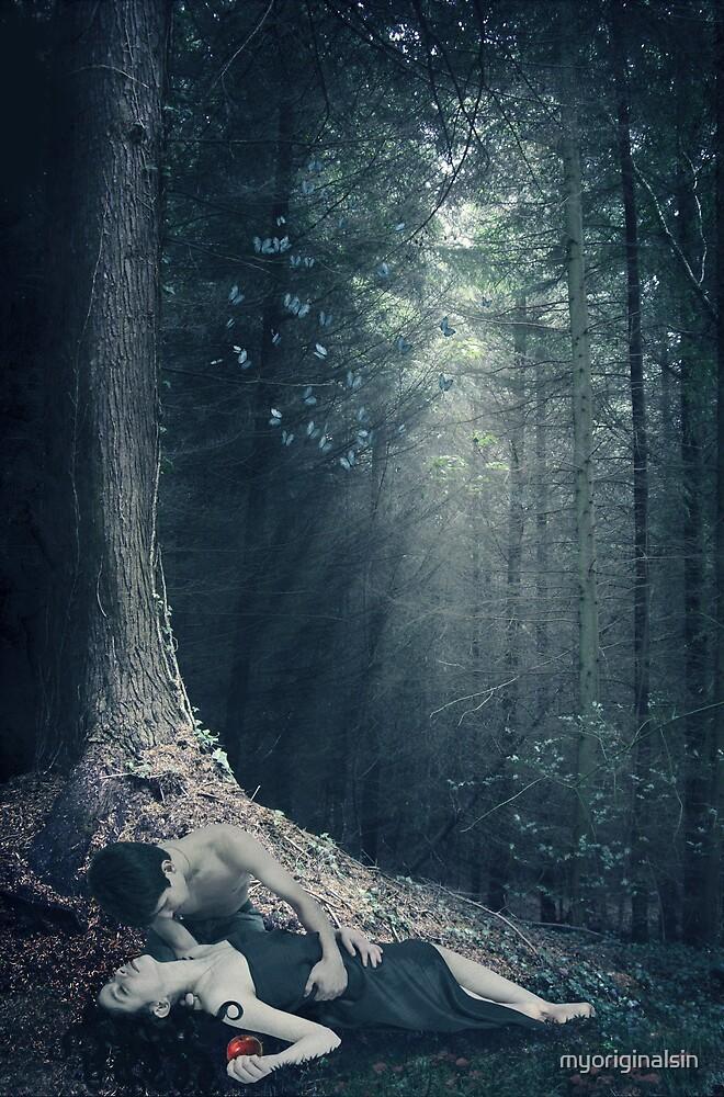 Forever Starts Now...... [Twilight inspired] by myoriginalsin
