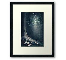 Forever Starts Now...... [Twilight inspired] Framed Print