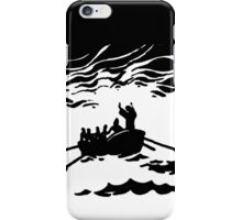 Calming the Storm  iPhone Case/Skin