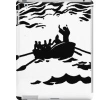 Calming the Storm  iPad Case/Skin