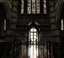 View From the Altar by skyhorse