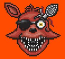 Five Nights at Freddy's 2 - Pixel art - Foxy Kids Tee