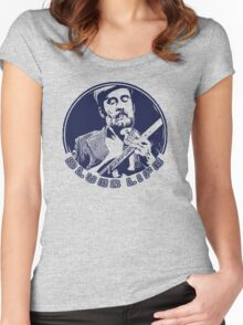 Roy Buchanan Women's Fitted Scoop T-Shirt