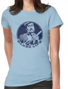 Roy Buchanan Womens Fitted T-Shirt