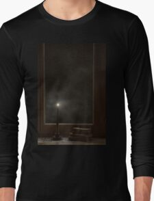 candle light Long Sleeve T-Shirt