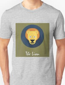 The Lion Cute Portrait T-Shirt