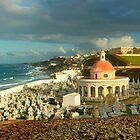 San Juan Cemetery  by fauselr