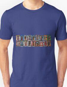 Italian doors Unisex T-Shirt