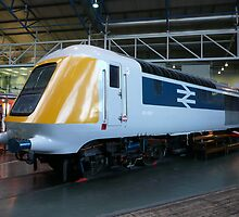 Prototype High Speed train power car No 41001(photo) by Woodie