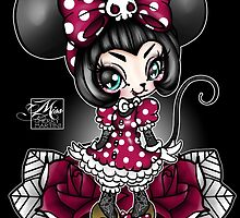 Mini Mouse by Miss Cherry  Martini