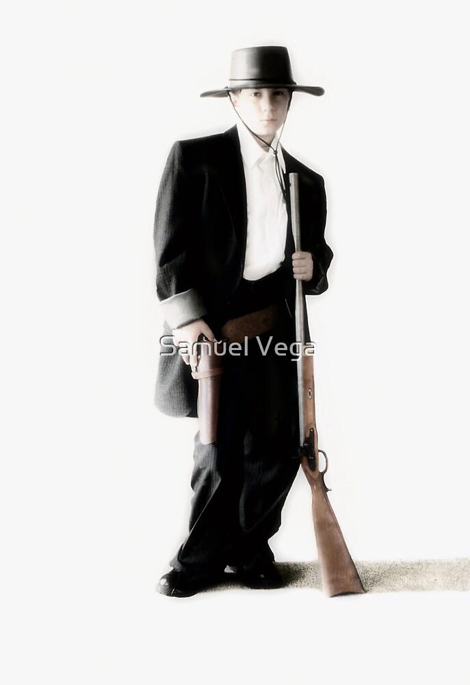 The Gunslinger by Samuel Vega
