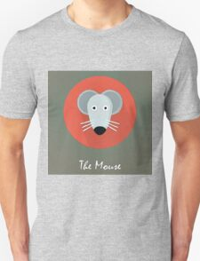 The Mouse Cute Portrait T-Shirt