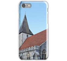 """ Bosham Church"" iPhone Case/Skin"