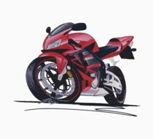 Honda CBR600RR by Richard Yeomans