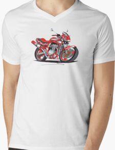 Suzuki Bandit Mens V-Neck T-Shirt