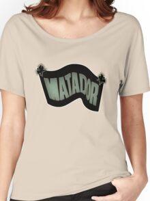 Matador Records Women's Relaxed Fit T-Shirt
