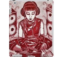 Internet Girl iPad Case/Skin