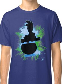Super Smash Bros. Larry Silhouette Classic T-Shirt