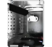 Cooking time iPad Case/Skin