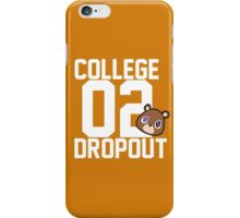 Kanye West - College Dropout  iPhone Case/Skin