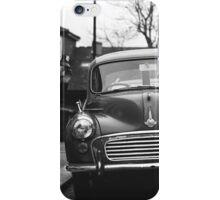 Investigation back days iPhone Case/Skin