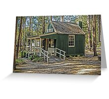 The Old School House Greeting Card