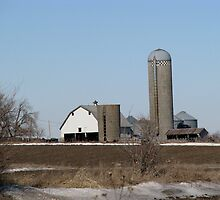Hard Working Farm by Linda Miller Gesualdo