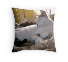 His Royal Highness Throw Pillow