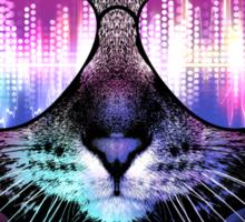 DJ Kitty Sticker