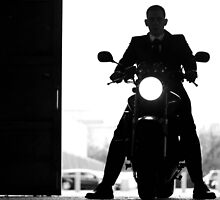 MIB Biker by SerialSnapper