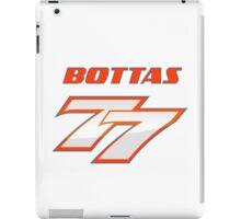 VALTTERI BOTTAS_#77_2014_HELMET iPad Case/Skin