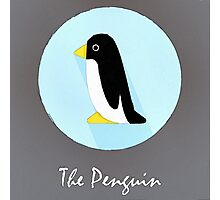 The Penguin Cute Portrait Photographic Print