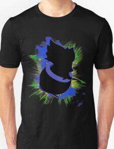 Super Smash Bros. Ludwig Silhouette Unisex T-Shirt