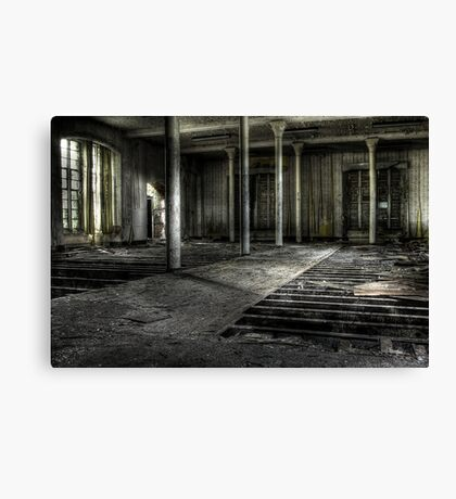 Thoughtful Thieves Canvas Print